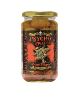 Psycho Pickles Ghost Pepper Onions